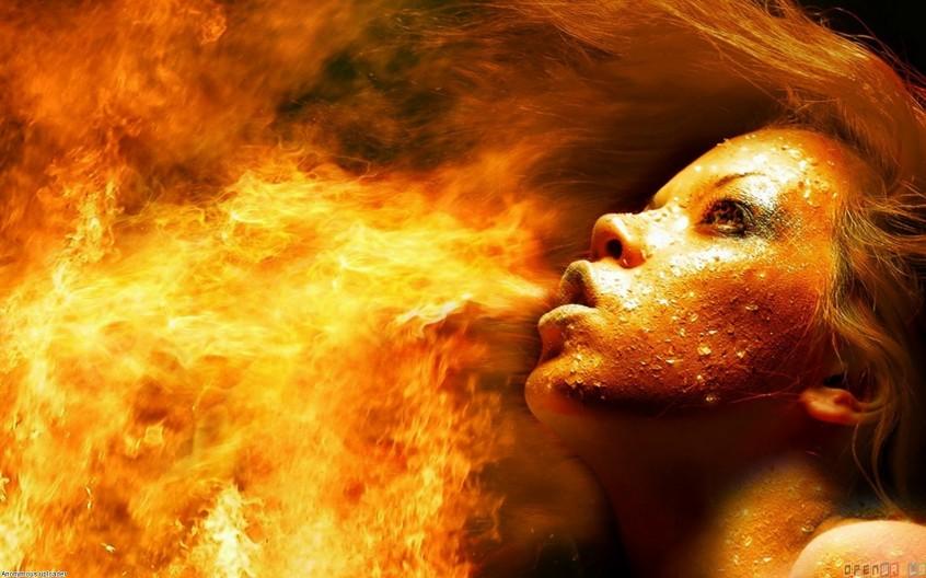 fire_woman_1680x1050